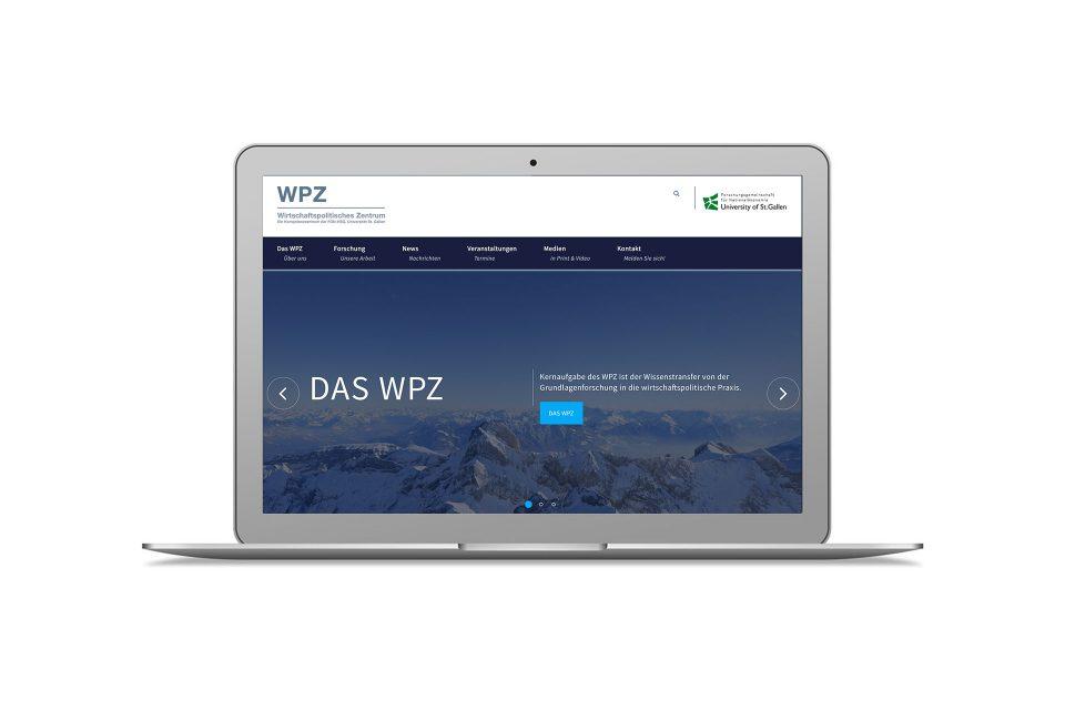 WPZ // Universität St. Gallen